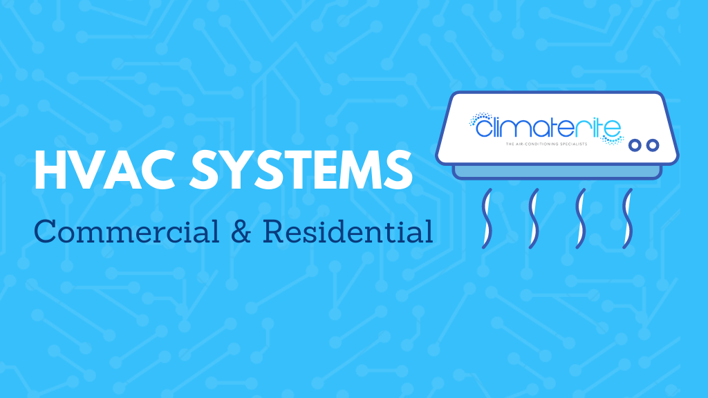 Difference between commercial and residential HVAC systems