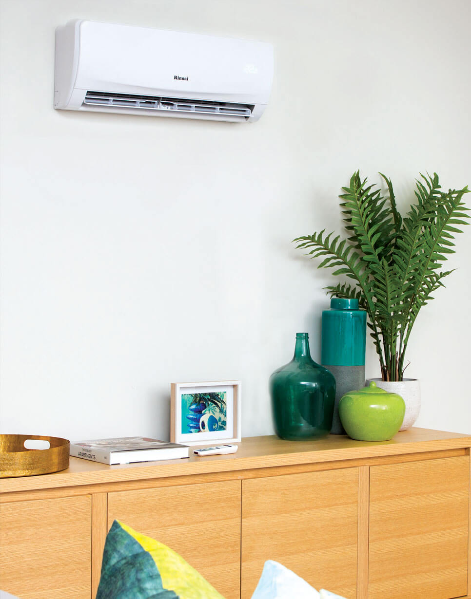Rinnai Air Conditioning Services And Repairs Melbourne and Geelong