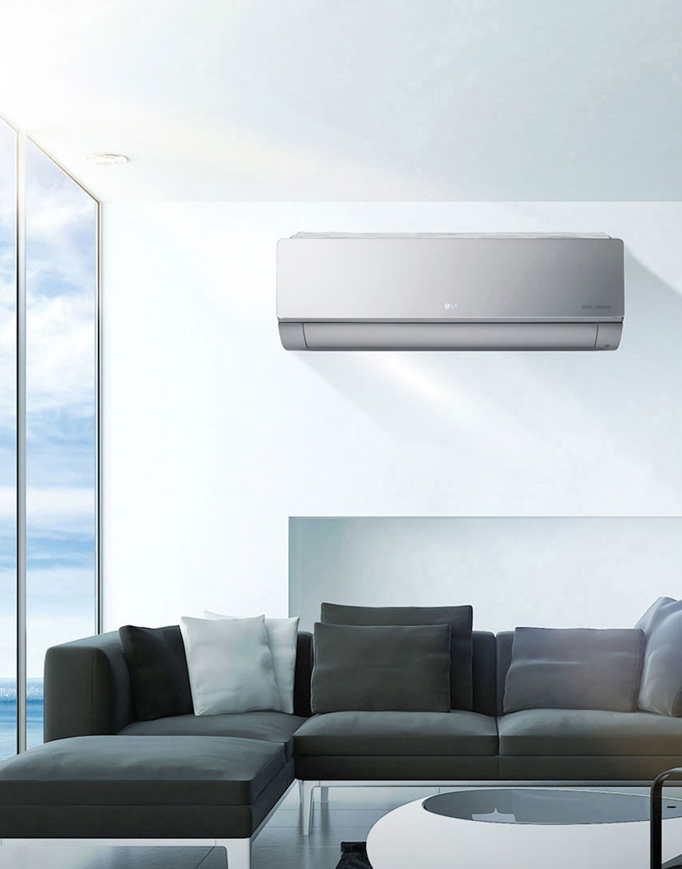 lg air conditioning services